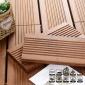 园林景观湿地公园铺装户外重竹地板厂家直销环保型健康竹材竹制品