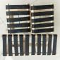 大量批发中号木马扎 学生军训折叠凳 户外写生小木凳