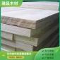 广西厂家定制实木LVL板 免熏蒸胶合木板 多层木条LVL板